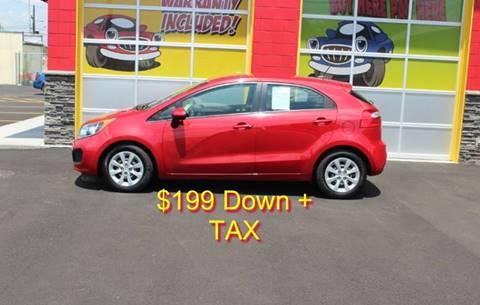 Auto Express Kia >> Kia Rio For Sale In Hamilton Oh Auto Express Of Hamilton Llc