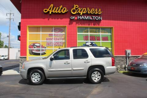 2007 GMC Yukon for sale at AUTO EXPRESS OF HAMILTON LLC in Hamilton OH