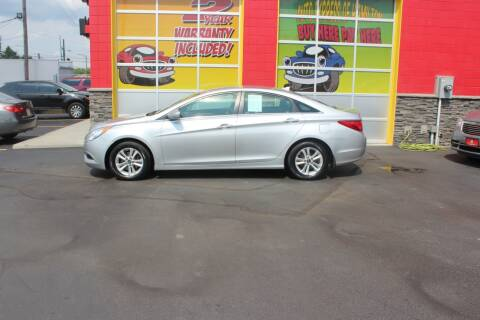 2013 Hyundai Sonata for sale at AUTO EXPRESS OF HAMILTON LLC in Hamilton OH