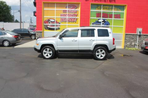 2012 Jeep Patriot for sale at AUTO EXPRESS OF HAMILTON LLC in Hamilton OH