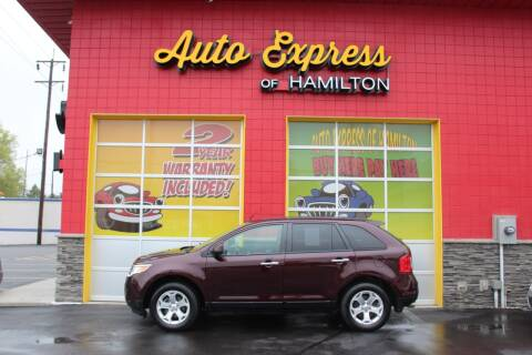 2011 Ford Edge for sale at AUTO EXPRESS OF HAMILTON LLC in Hamilton OH