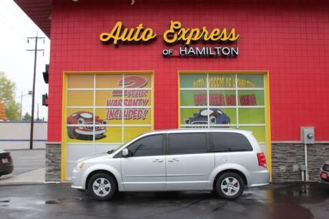 2011 Dodge Grand Caravan for sale at AUTO EXPRESS OF HAMILTON LLC in Hamilton OH