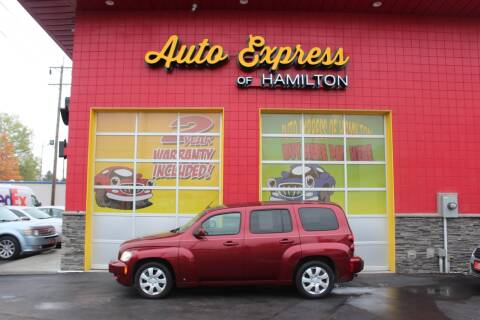 2009 Chevrolet HHR for sale at AUTO EXPRESS OF HAMILTON LLC in Hamilton OH