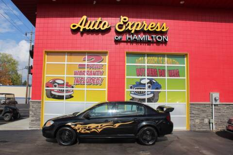 2009 Chevrolet Cobalt for sale at AUTO EXPRESS OF HAMILTON LLC in Hamilton OH