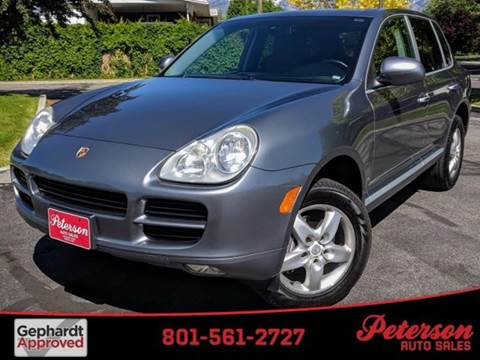 2006 Porsche Cayenne for sale in Midvale, UT