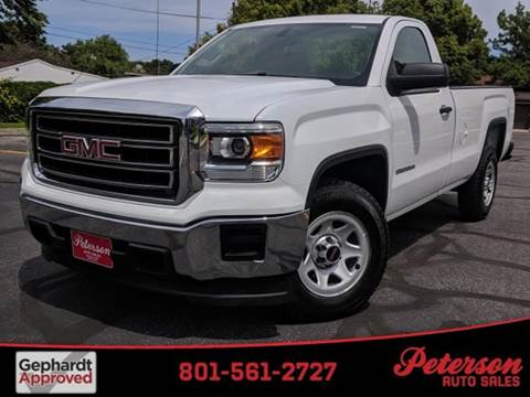 2015 GMC Sierra 1500 for sale in Midvale, UT