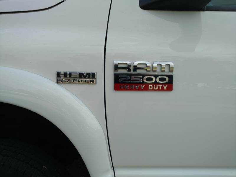 2008 Dodge Ram Pickup 2500 ST 4dr Quad Cab 4WD LB - Amboy IL