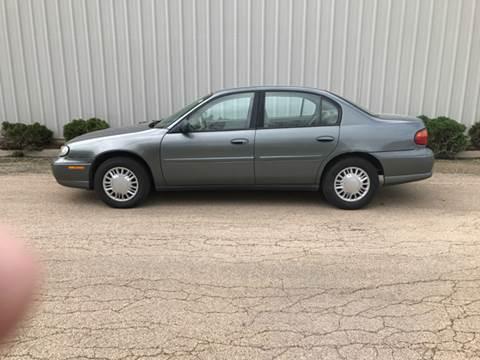 2003 Chevrolet Malibu for sale in Amboy, IL