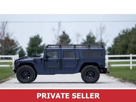 2001 HUMMER H1 for sale in Amboy, IL