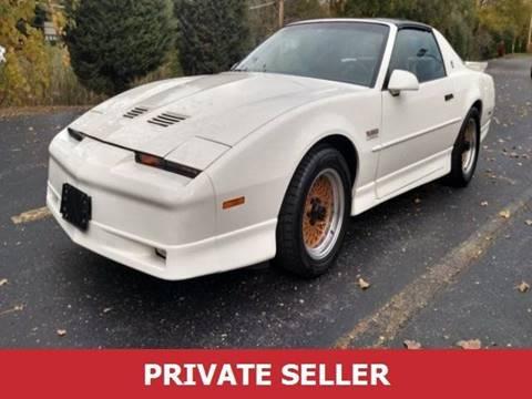 1989 Pontiac Trans Am for sale in Amboy, IL