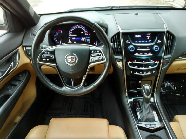 2013 Cadillac ATS AWD 2.0T 4dr Sedan - Amboy IL