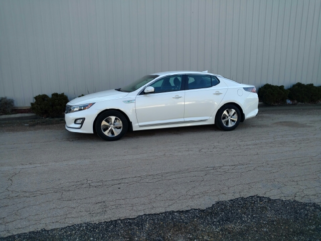 2015 Kia Optima Hybrid 4dr Sedan - Amboy IL