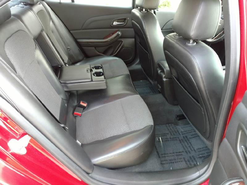 2013 Chevrolet Malibu LT 4dr Sedan w/2LT - Amboy IL