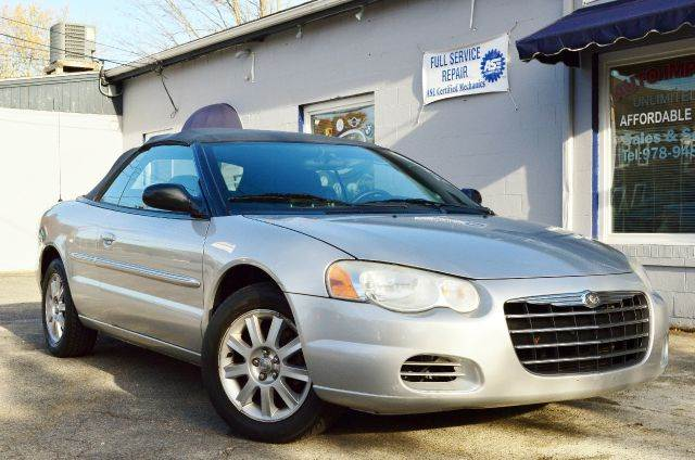 2004 Chrysler Sebring for sale at AUTO IMPORTS UNLIMITED INC in Rowley MA