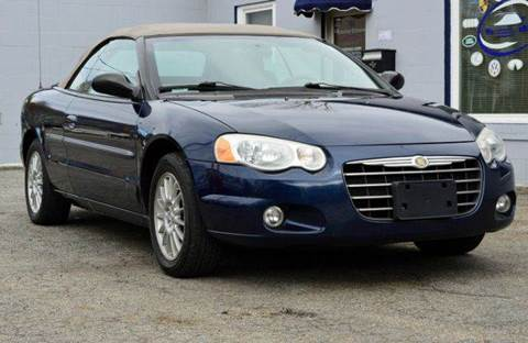 2006 Chrysler Sebring for sale at AUTO IMPORTS UNLIMITED INC in Rowley MA