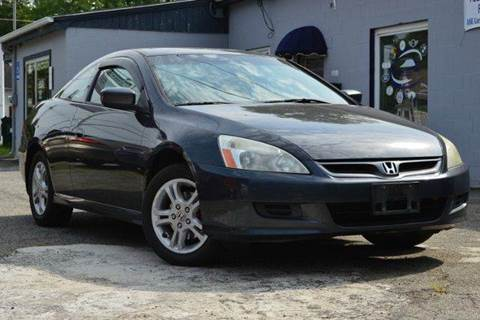 2006 Honda Accord for sale at AUTO IMPORTS UNLIMITED INC in Rowley MA