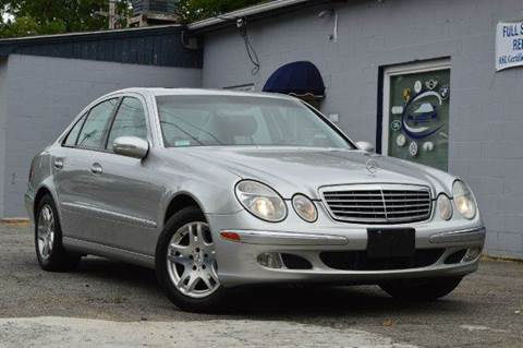 2005 Mercedes-Benz E-Class for sale at AUTO IMPORTS UNLIMITED INC in Rowley MA