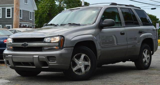 2006 Chevrolet TrailBlazer for sale at AUTO IMPORTS UNLIMITED INC in Rowley MA