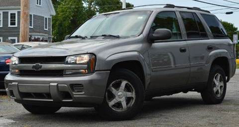2006 Chevrolet TrailBlazer for sale at AUTO IMPORTS UNLIMITED INC in Rowley MA