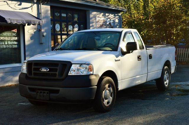 2008 Ford F-150 for sale at AUTO IMPORTS UNLIMITED INC in Rowley MA