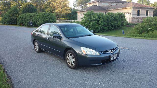 2004 Honda Accord EX L V 6 4dr Sedan   Carlisle PA