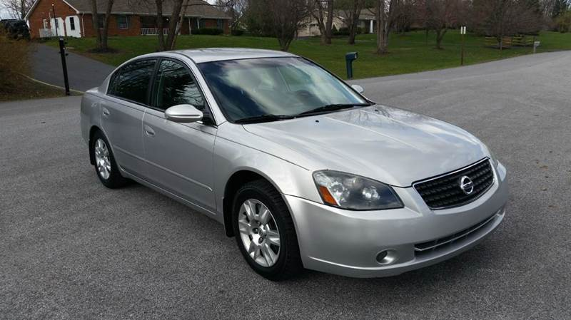 2006 Nissan Altima 25 S 4dr Sedan Wautomatic In Carlisle Pa