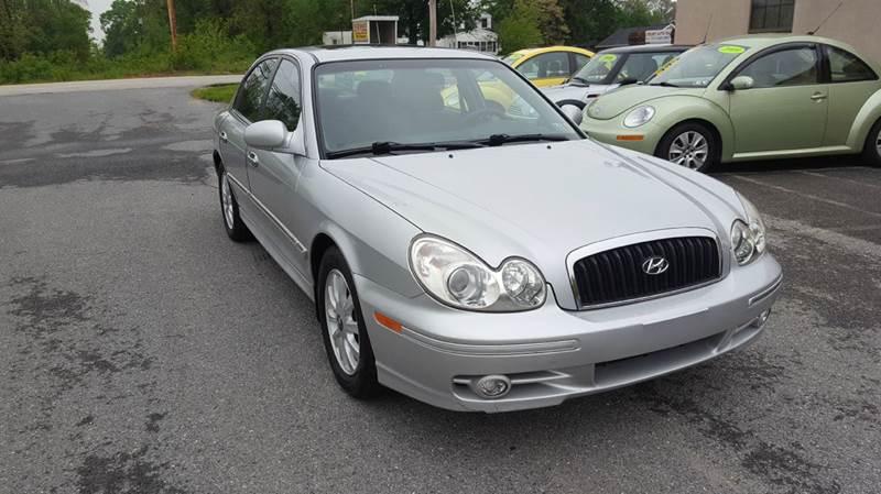 2003 Hyundai Sonata GLS 4dr Sedan   Carlisle PA