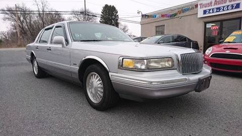 1995 Lincoln Town Car For Sale In Bullhead City Az Carsforsale Com