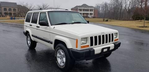 2001 Jeep Cherokee for sale in Carlisle, PA