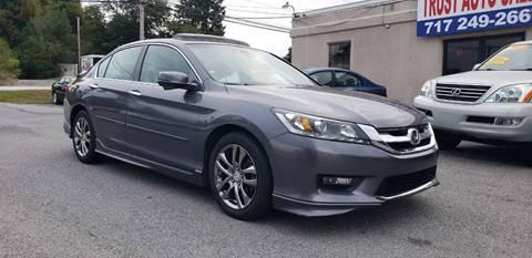 2014 Honda Accord for sale in Carlisle, PA