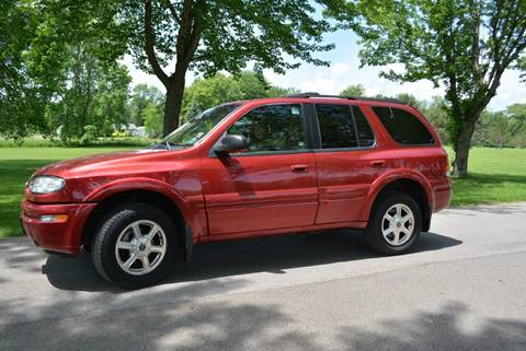 2002 Oldsmobile Bravada for sale in Spencerport, NY