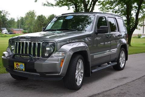 2012 Jeep Liberty for sale in Spencerport, NY