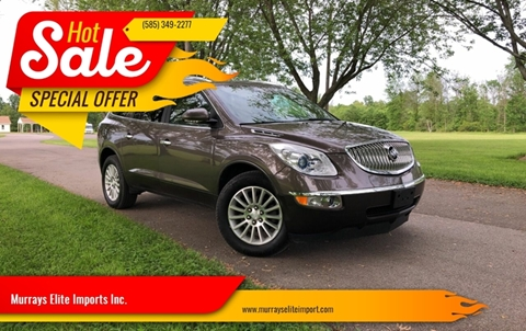 2010 Buick Enclave for sale in Spencerport, NY