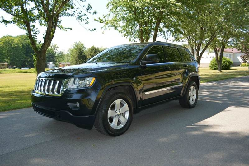 2012 jeep grand cherokee laredo in spencerport ny murrays elite imports inc. Black Bedroom Furniture Sets. Home Design Ideas