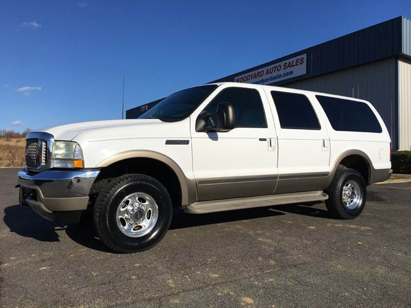 Used Ford Excursion For Sale Washington DC CarGurus - 2002 excursion