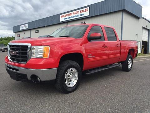 2008 GMC Sierra 2500HD for sale in Fredericksburg, VA