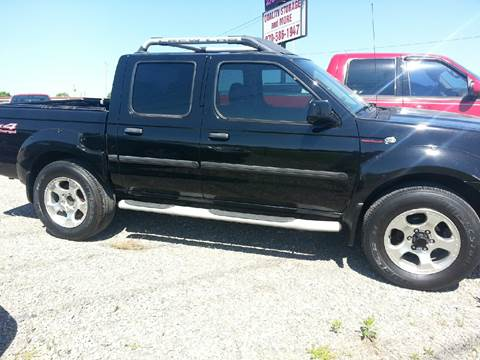2002 Nissan Frontier for sale in Franklin KY