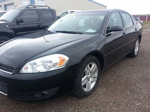 2006 Chevrolet Impala for sale in Franklin KY