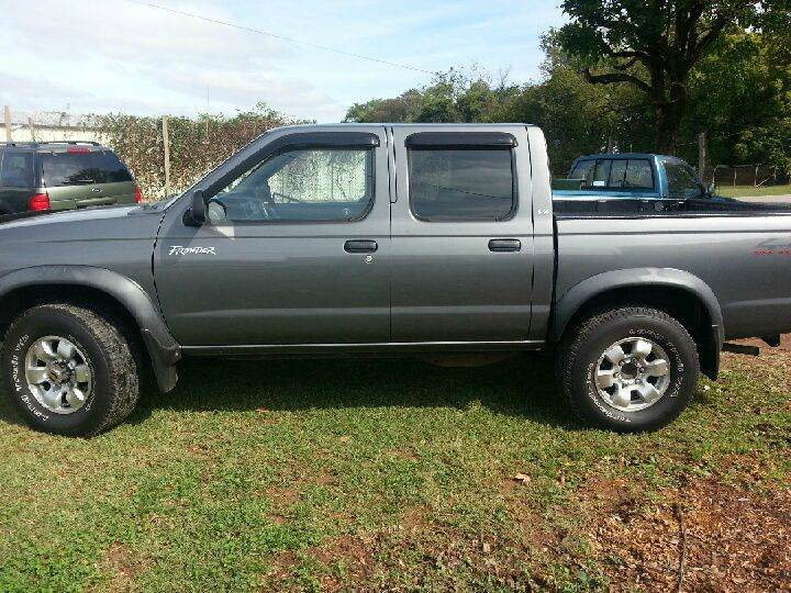 2000 nissan frontier se 4dr 4wd crew cab sb in franklin ky hometown