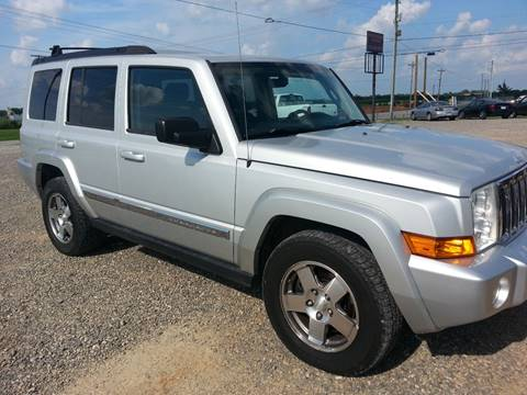 2010 Jeep Commander for sale in Franklin KY
