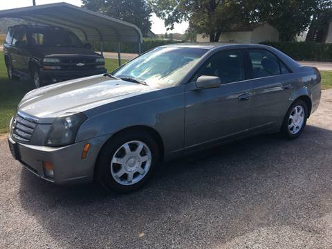 2004 Cadillac CTS for sale in Thomasville, PA