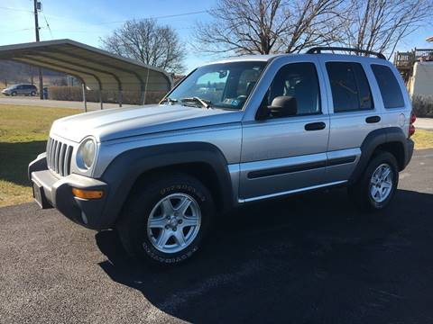 2003 Jeep Liberty for sale in Thomasville, PA