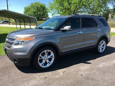 2011 Ford Explorer For Sale >> Used 2011 Ford Explorer For Sale In El Paso Tx Carsforsale Com