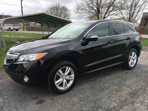 2013 Acura RDX for sale in Thomasville, PA