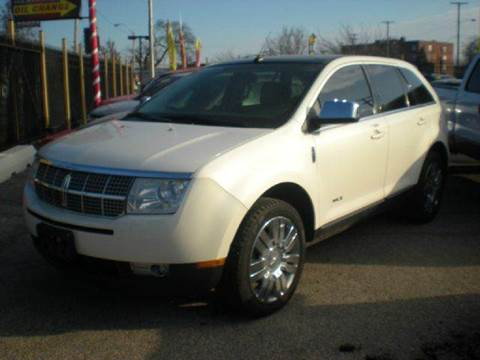 2008 Lincoln MKX for sale at Automotive Center in Detroit MI