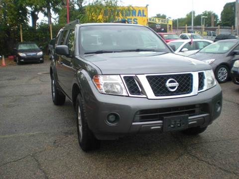 2008 Nissan Pathfinder for sale at Automotive Center in Detroit MI