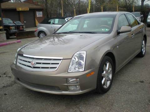 2006 Cadillac STS for sale at Automotive Center in Detroit MI