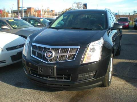 2011 Cadillac SRX for sale at Automotive Center in Detroit MI