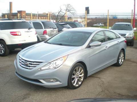 2011 Hyundai Sonata for sale at Automotive Center in Detroit MI