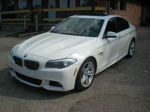 2011 BMW 5 Series for sale at Automotive Center in Detroit MI